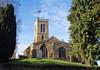 St.Peter and St.Paul Church, Moulton (DH73.) Tags: stpeter stpaul church moulton northamptonshire canon eos 700d vivitar 28mm om fit lens