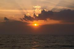 Cloudy Sunrise (Ivon Murugesan) Tags: bay beach cloud clouds colourfull colours india mahabalipuram mahabalipuramtourism mamallapuram mamallapuramtourism mamallapuramtouristplaces ocean sea seashore seashoretemplemamallapuram shore sun sunlight sunrise sunshine tamilnadu water waterbody waterscapes wet outdoor flickrtravelaward seaways sunbeam