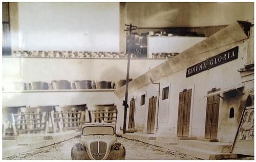 CINEMA GLORIA, DURAZZO. ANNI 1939-1943.