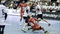 Elverum - Kolstad-02 (Vikna Foto) Tags: kolstadhåndball elverumhåndball håndball handball nhf teringenarena elverum nm semifinale