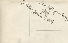 Gistel - 'Flugplatz' - Januari 1915 (Feldpost 14) Tags: wwi worldwari flandern gistel