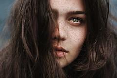 Silja (Katja Kemnitz) Tags: freckles portrait