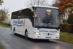 NH15ECH  National Holidays (highlandreiver) Tags: nh15ech nh15 ech national holidays coaches mercedes benz tourismo bus coach gretna green scotland scottish