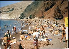 Red Beach (-Merz-) Tags: medium mediumformat 120mm 120film mamiya mamiya645 645 filmphotography filmisnotdead film
