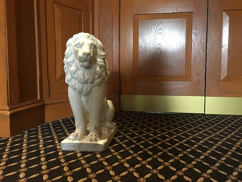 2016 366 Day 290 - Lion Door Guard