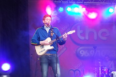 Idol Minds [2] (Ian R. Simpson) Tags: idolminds band musician entertainers morecambecarnival2016 mc16 morecambe lancashire act stage music concert performance guitarist
