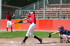 "BBL15 PD Cologne Cardinals vs. Hannover Regents 22.08.2015 052.jpg • <a style=""font-size:0.8em;"" href=""http://www.flickr.com/photos/64442770@N03/20186758054/"" target=""_blank"">View on Flickr</a>"