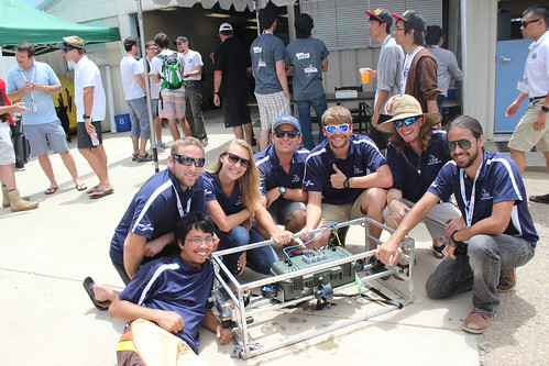 University of North Florida and their AUV