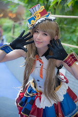 2015 / World Cosplay Summit 2015 (hobby_blog) Tags: game anime comic cosplay nagoya oasis21       wcs    worldcosplaysummit 21 wcs2015