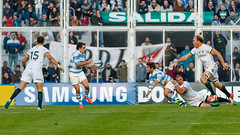 "Los Pumas vs Springboks • <a style=""font-size:0.8em;"" href=""http://www.flickr.com/photos/21603568@N02/20519764858/"" target=""_blank"">View on Flickr</a>"