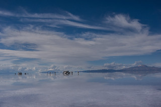 Salar reflection