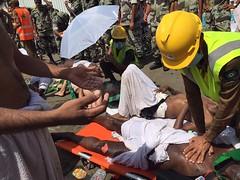 Инцидент во время паломничества (2snews.ru) Tags: саудовскаяаравия
