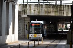 DSC_0512 (xrispixels) Tags: de belgium belgique belgi tram lightrail tramway ghent gent gand strassenbahn lijn vvm strasenbahn