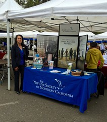 Neptune Society of Northern California, Oakland - The Healthy Living Festival 2015