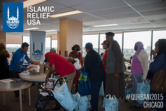 USA Qurbani in Chicago 2015
