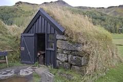 Skogar sod house (Goggla) Tags: house museum iceland folk sod folkmuseum skogar turfhouse