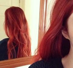 IMG_20151018_113434 (Nicolaspeakssometimes) Tags: red selfportrait hair redhead redhair