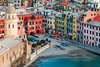 Charm - Italy, Vernazza (Nomadic Vision Photography) Tags: travel italy liguria pastels colourful vernazza viewpoint cinqueterra iconic naturepark italianriviera fishingvillage jonreid tinareid nomadicvisioncom