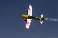 Extra (3) (Indavar) Tags: plane airplane airshow chipmunk mustang albatros rand beech at6 radial an2 p51 l39 antonov dc4 dhc1 beech18 t28trojan b378