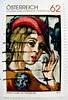 "great stamp Austria 62c ""self portrait with red hat"" (modern art painting by Marie-Louise von Motesiczky 1906-1996, Selbstporträt mit rotem Hut) poste-timbres Autriche sellos Austria selos Briefmarken Österreich porto franco francobolli postzegel selo 62 (stampolina, thx for sending stamps! :)) Tags: red portrait woman selfportrait rot art girl hat modern postes painting austria oostenrijk österreich women artist arte stamps modernart kunst cent hut frau selbstportrait postage postzegel modernekunst 62 autriche künstler sellos 艺术 briefmarken markas pulu selos timbres francobolli zegels znaczki frimerker frimaerke pulları timbru แสตมป์ postapulu postestimbres postetimbres znamk иску́сство"