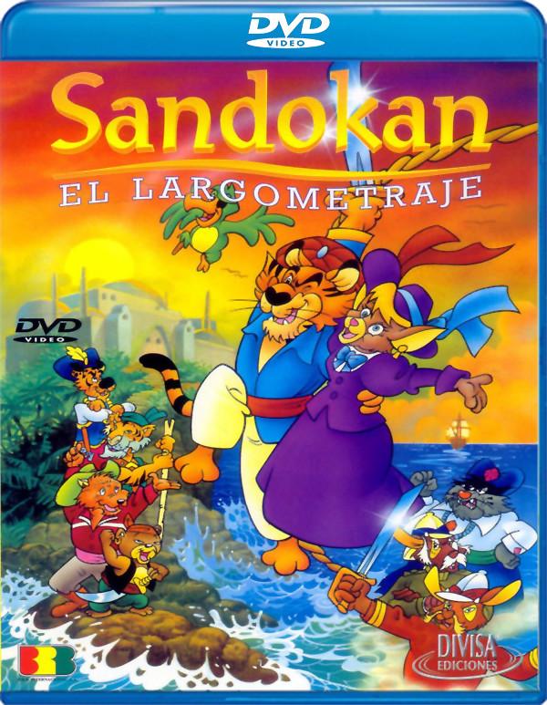 Sandokan / Sandokan -  The anim. movie (1995)