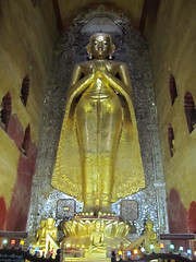 "Old Bagan: le temple Ananda Patho <a style=""margin-left:10px; font-size:0.8em;"" href=""http://www.flickr.com/photos/127723101@N04/22651283043/"" target=""_blank"">@flickr</a>"
