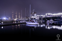 Lilla Bommen (atreephoto) Tags: night göteborg sweden harbour gothenburg sverige västkust