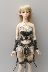 Soom Alex outfit FS (Damasquerade) Tags: alex outfit md dress clothes elf le bjd soom limited fs balljointdoll