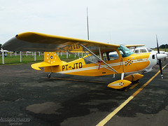 Bellanca 7GCBC Citabria, PT-JTD (Antnio A. Huergo de Carvalho) Tags: aerobatic aerobatics bellanca citabria acrobaciaarea 7gcbc ptjtd