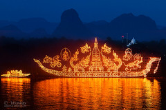 illuminated_boat_procession_03r (khunkay's gallery) Tags: boat 15 11 illuminated procession 2558