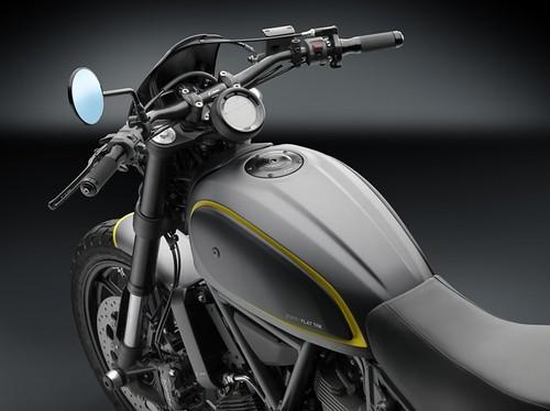 Ducati Scrambler by Rizoma