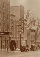 Fischer's Portage Theater