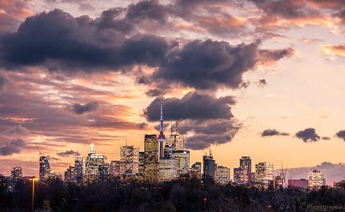 Toronto Skyline - East