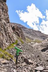 Cajn del Maipo - Valles las Arenas (53) (lxrdrg) Tags: climbing montaa escalada cajondelmaipo escaladadeportiva vallelasarenas pareddejabba pareddejabbah