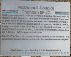 RF-4C 63-7746 (Bruce Lipe) Tags: rf4c 637746