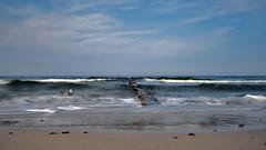 Water in motion (neya25) Tags: water wasser balticsea ostsee mzuiko 918mm buhnen waterbreaker wasserbrecher olympus omd em10