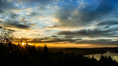 Headland Sunrise (BrettLarson51) Tags: 2016 headlandhouse honeymoon orcasisland sanjuanislands sunrise deerharbor washington unitedstates