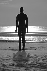 Anthony Gormley - Another Place (33106) Tags: gormley crosby
