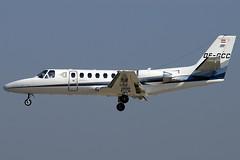 Z) Goldeck Flug Citation V OE-GCC BCN 29/04/2006 (jordi757) Tags: airplanes avions nikon d100 bcn lebl barcelona elprat cessna c560 citation citationv goldeckflug oegcc