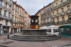 Fontaine Trinit+ Toulouse France (guillaume.escobar) Tags: fontaine trinit 2015 toulouse midipyrnes france panoramio124381118687565