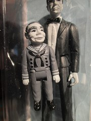 Ventriloquist Dummy Willie from The Twilight Zone 7179 (Brechtbug) Tags: ventriloquist dummy willie from the twilight zone tv episode 1962 battle action comic book villain movie film television 1960s toy hot toys nyc 2016 sailor suit willy new york city 60s plastic