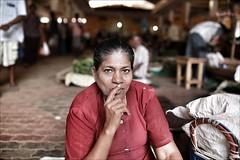 Words (cisco image ) Tags: srilanka batticaloa portrait ritratto soul soulsound eyes occhi presenze presence canon6d sigma35mm art series woman market street