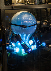 Mercury Arc Rectifier (Jez B) Tags: kempton park pump pumping engine triple expansion steam biggest largest inthe world working restored water mains drinking mercury arc rectifier glass bulb envelope eerie