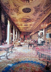 Chatsworth, Derbyshire (pefkosmad) Tags: jigsaw puzzle leisure pastime hobby complete 1000pieces philmar chatsworthderbyshire photograph statelyhome