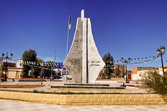 Aflou افلو (habib kaki) Tags: الجزائر افلو الاغواط algérie aflou laghouat monument معلمتذكاري