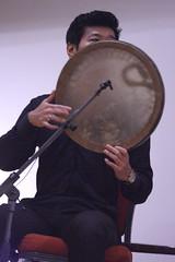 London Uyghur Ensemble (2016) 10 (KM's Live Music shots) Tags: worldmusic china londonuyghurensemble dap framedrum handpercussion drums opencentralasiainternationalfestival soas