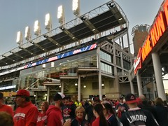 20161014_184523_Richtone(HDR) (reddawg5357) Tags: progressivefield clevelandindians cleveland clevelandohio chiefwahoo alcs indians tribetown tribetime mlb baseball bluejays