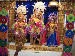 Radha Krishna Dev Rajbhog Darshan on Wed 26 Oct 2016 (bhujmandir) Tags: radha krishna dev lord maharaj swaminarayan hari bhagvan bhagwan bhuj mandir temple daily darshan swami narayan rajbhog