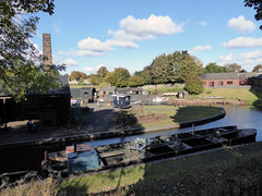 Peaky Blinders Film Set (avesinc54) Tags: black country museum canal trust dudley peaky blinders barges canals