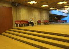 Museu Calouste Gulbenkian (loungerie) Tags: museu calouste gulbenkian lisboa lisbona lisbon portogallo portugal museum museo architecture architettura interior hopper hopperesque